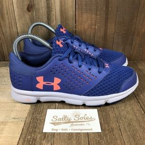 Under Armour Micro G Rave Womens Size 6.5 (5Y)